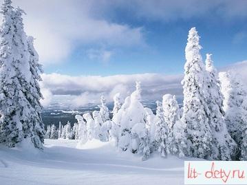 Зимние загадки (снег)