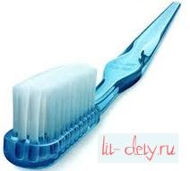 загадки о предметах (зубная щетка)