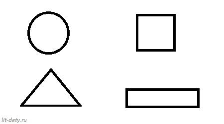 обобщение и классификация предметов