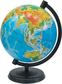 земля на глобусе и карте 3 класс