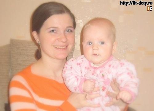 Любящая и заботливая мама