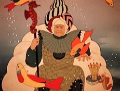 Урок литературного чтения. Сказка о рыбаке и рыбке. А. Пушкин