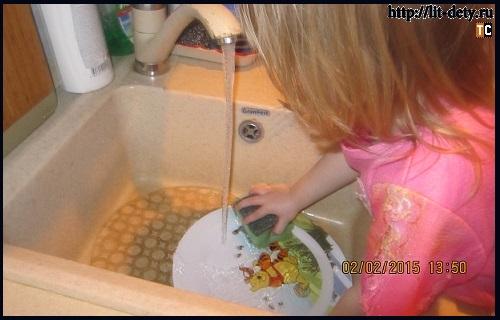 что ребенок может делать в 3 года по дому
