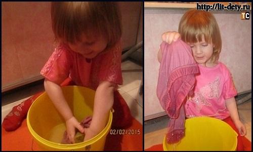 как ребенка приучить к труду